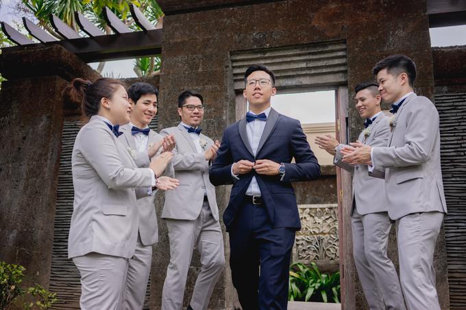 Colloque & Betty Li by Bali Chemistry Wedding - 007