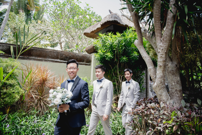 Colloque & Betty Li by Bali Chemistry Wedding - 008