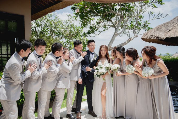 Colloque & Betty Li by Bali Chemistry Wedding - 009