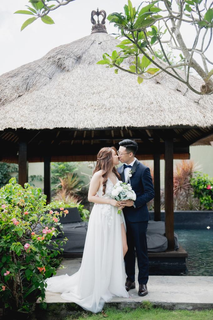 Colloque & Betty Li by Bali Chemistry Wedding - 010