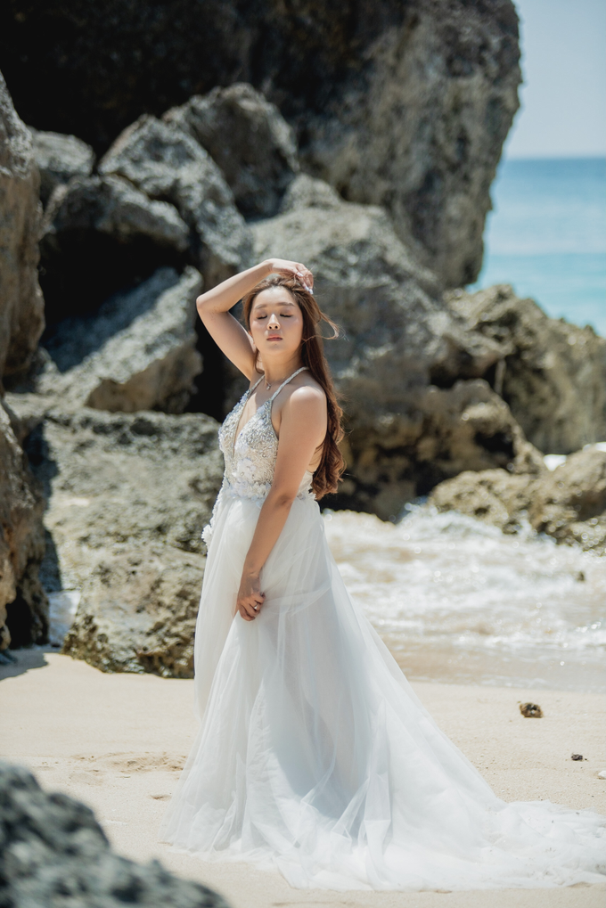 Colloque & Betty Li by Bali Chemistry Wedding - 011