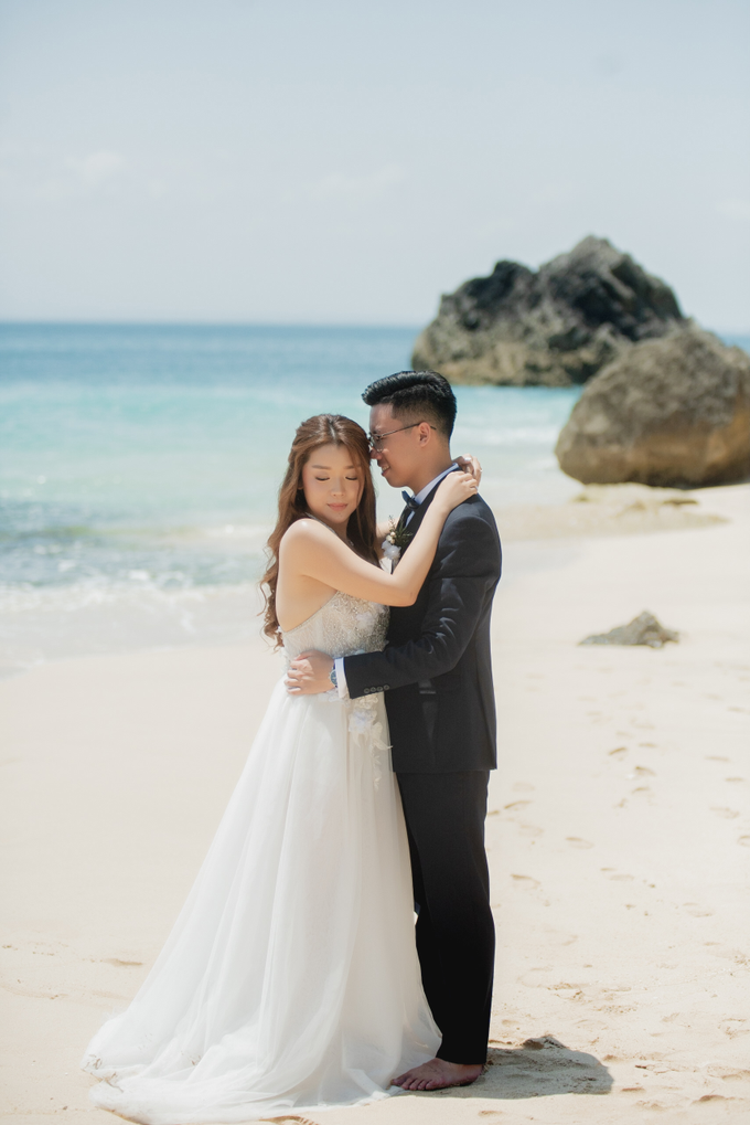 Colloque & Betty Li by Bali Chemistry Wedding - 012