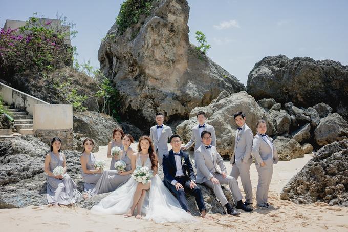 Colloque & Betty Li by Bali Chemistry Wedding - 013
