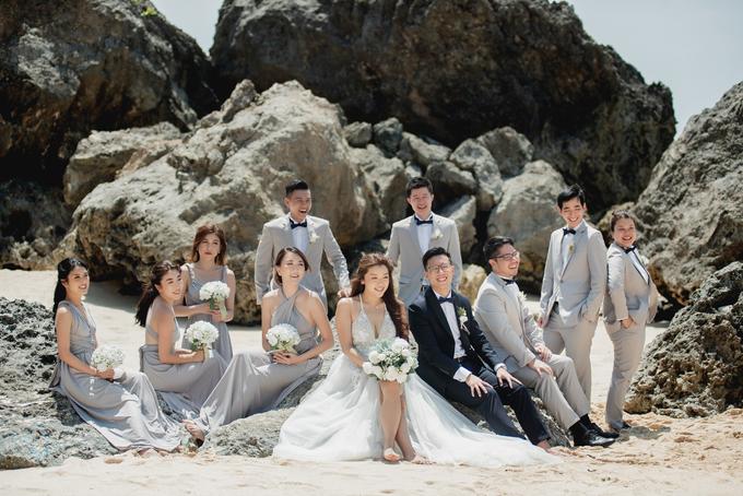 Colloque & Betty Li by Bali Chemistry Wedding - 015