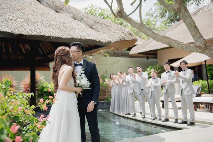 Colloque & Betty Li by Bali Chemistry Wedding - 017