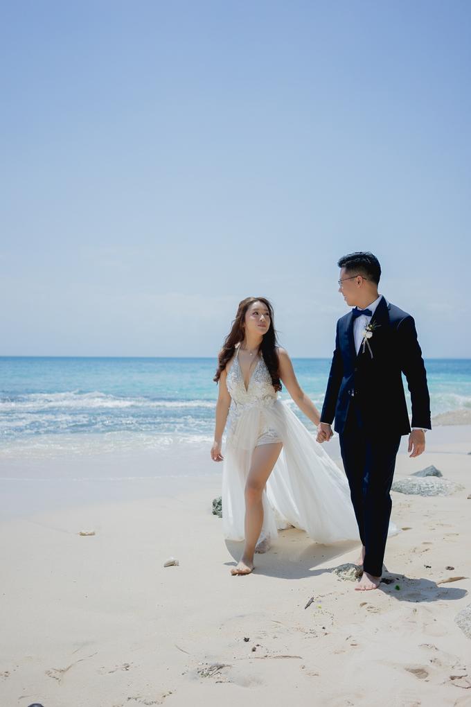 Colloque & Betty Li by Bali Chemistry Wedding - 018