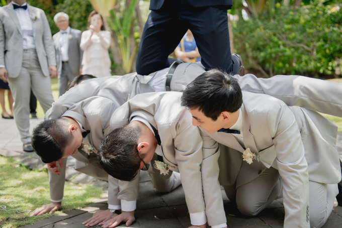 Colloque & Betty Li by Bali Chemistry Wedding - 020
