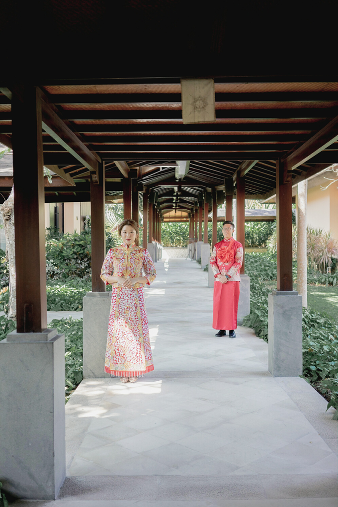 Colloque & Betty Li by Bali Chemistry Wedding - 023