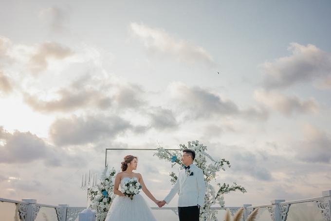 Colloque & Betty Li by Bali Chemistry Wedding - 030