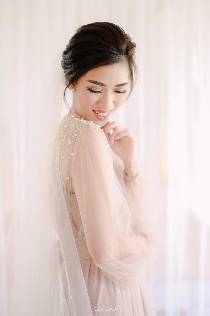 Yoshua & Natali by Bali Chemistry Wedding - 004