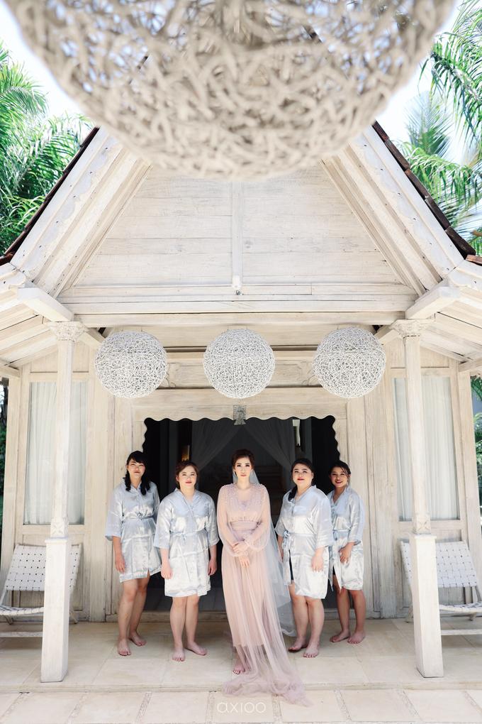 Yoshua & Natali by Bali Chemistry Wedding - 008
