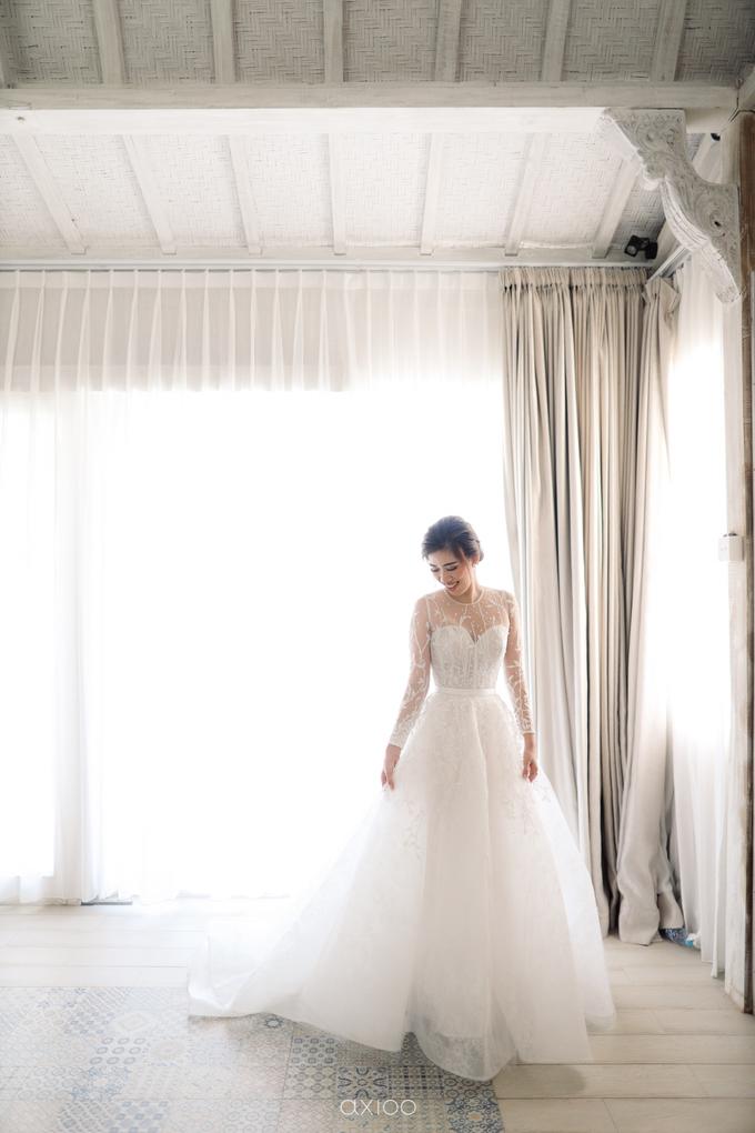 Yoshua & Natali by Bali Chemistry Wedding - 009