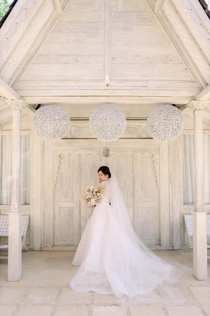 Yoshua & Natali by Bali Chemistry Wedding - 014