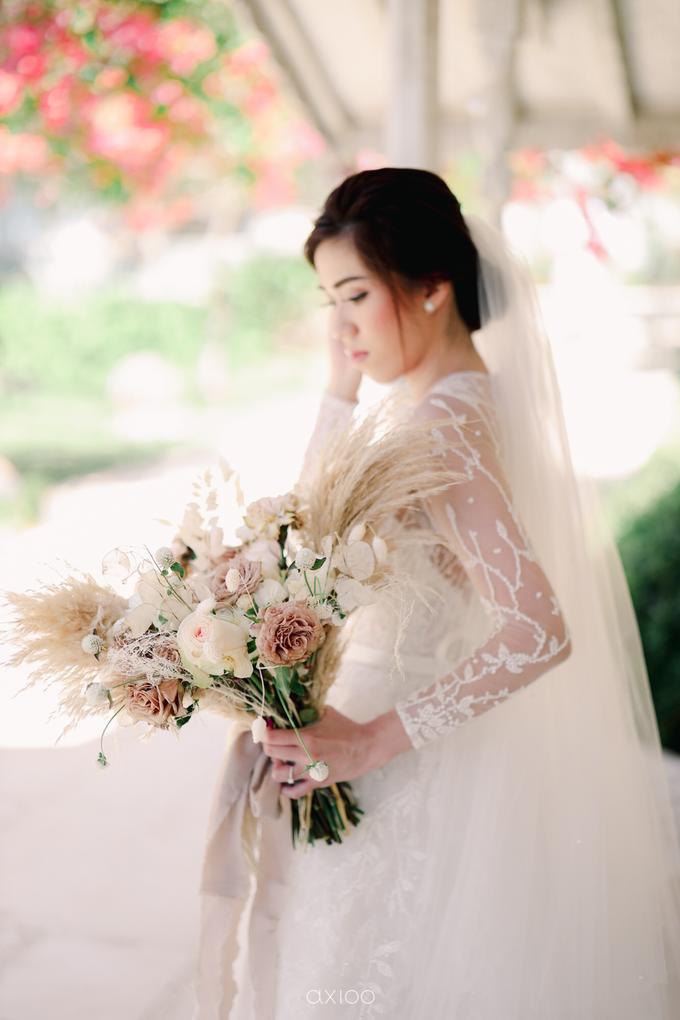 Yoshua & Natali by Bali Chemistry Wedding - 015