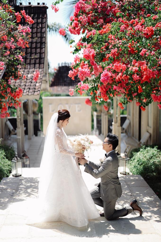 Yoshua & Natali by Bali Chemistry Wedding - 028