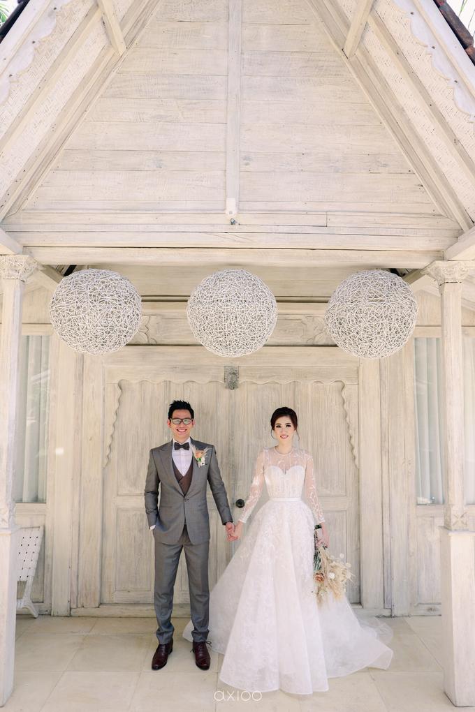 Yoshua & Natali by Bali Chemistry Wedding - 029