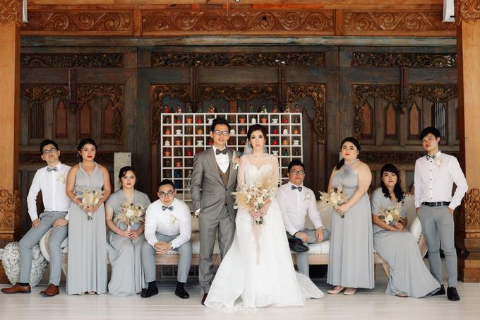 Yoshua & Natali by Bali Chemistry Wedding - 030
