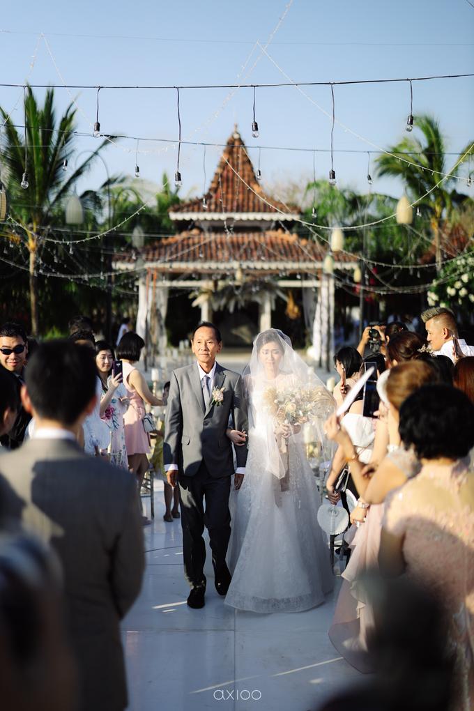 Yoshua & Natali by Bali Chemistry Wedding - 032