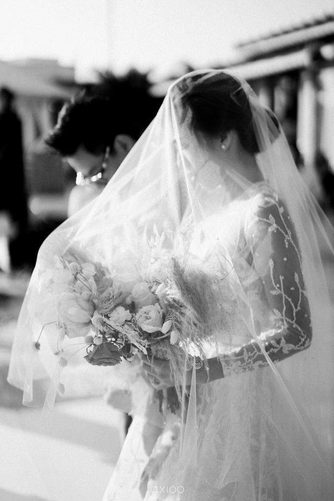 Yoshua & Natali by Bali Chemistry Wedding - 033