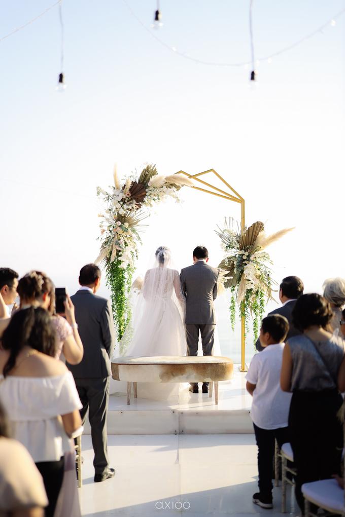 Yoshua & Natali by Bali Chemistry Wedding - 034