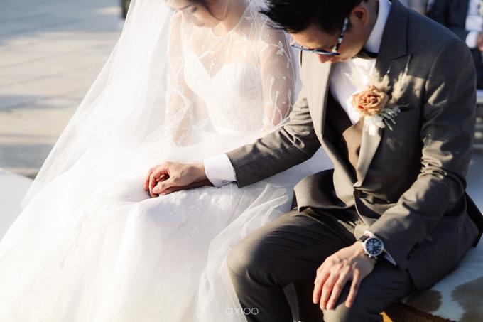 Yoshua & Natali by Bali Chemistry Wedding - 035