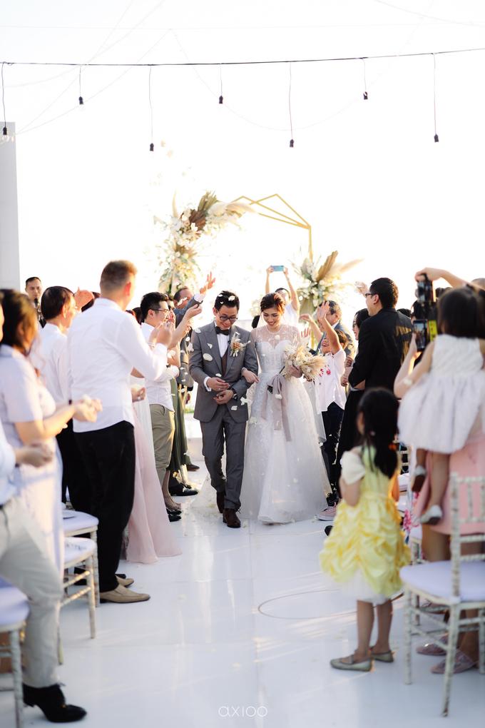Yoshua & Natali by Bali Chemistry Wedding - 039