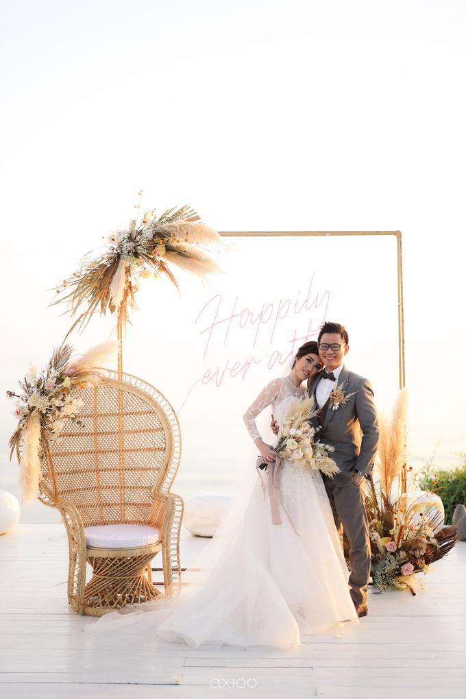 Yoshua & Natali by Bali Chemistry Wedding - 040