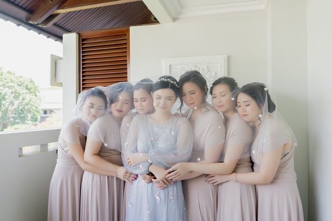 Indra & Silvi by Bali Chemistry Wedding - 004