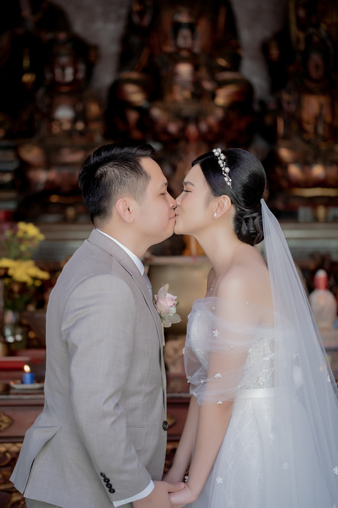 Indra & Silvi by Bali Chemistry Wedding - 022