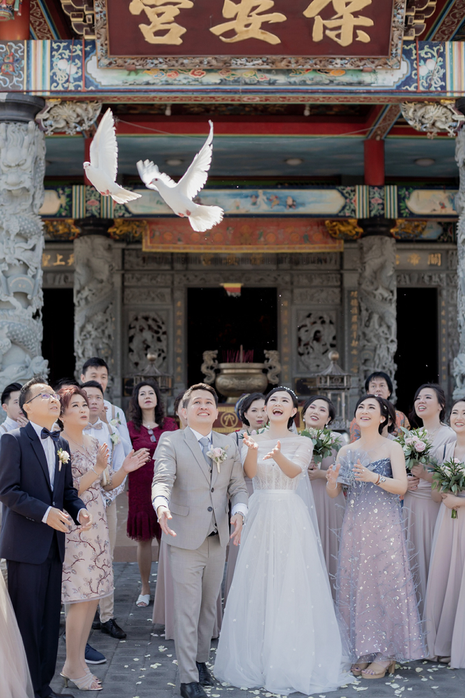 Indra & Silvi by Bali Chemistry Wedding - 024