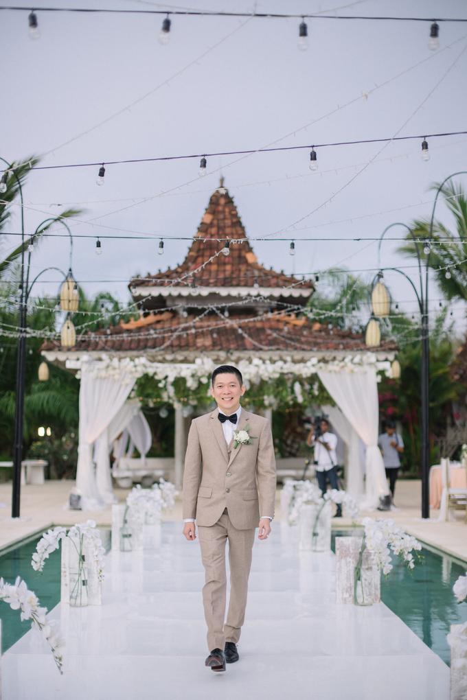 Tommy & Monica by Bali Chemistry Wedding - 014