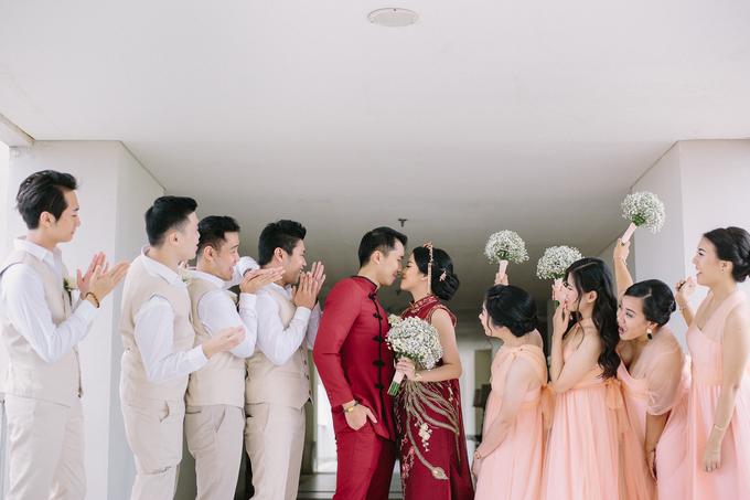 Eldwin & Sianny by Bali Chemistry Wedding - 022