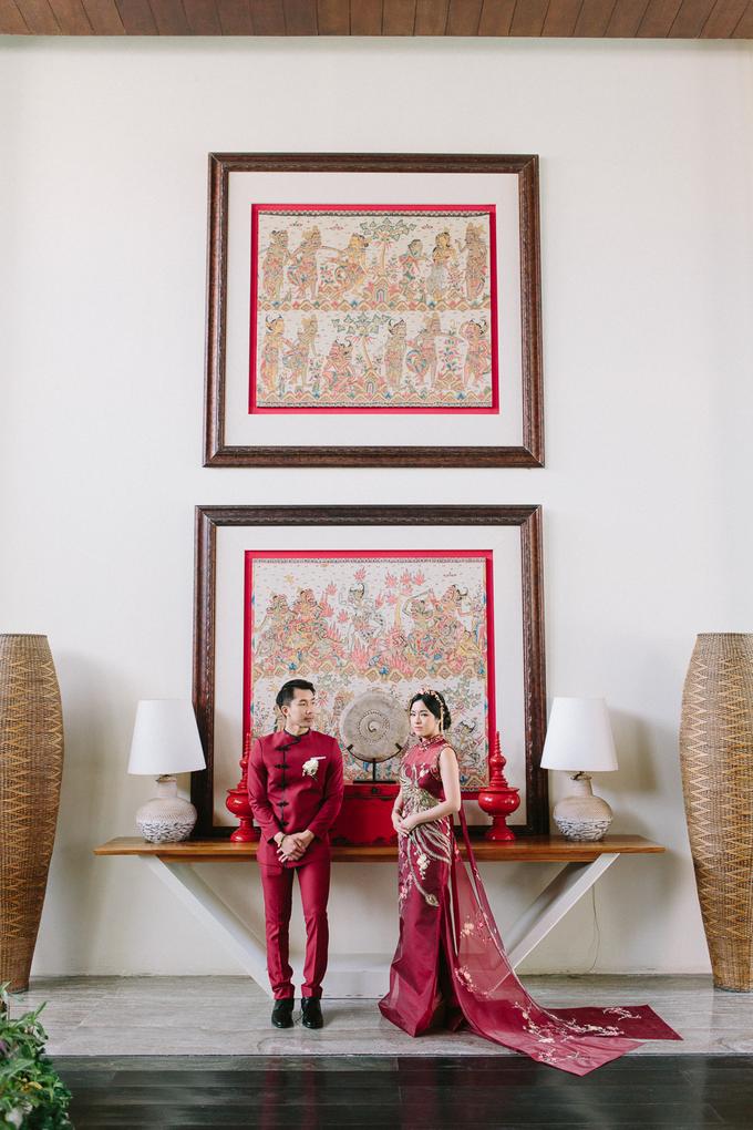 Eldwin & Sianny by Bali Chemistry Wedding - 023