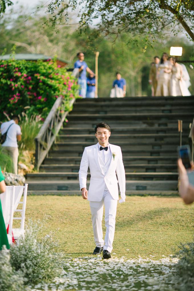 Eldwin & Sianny by Bali Chemistry Wedding - 031