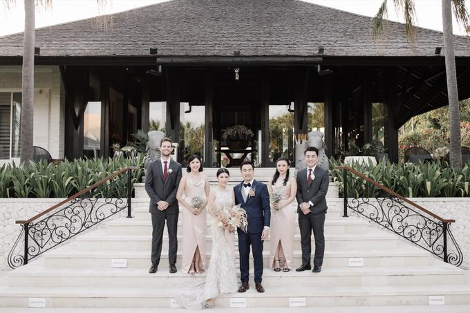 Erwin & Christine by Bali Chemistry Wedding - 042