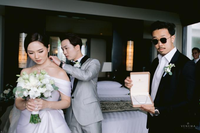 Yosua & Kezia by Bali Chemistry Wedding - 021