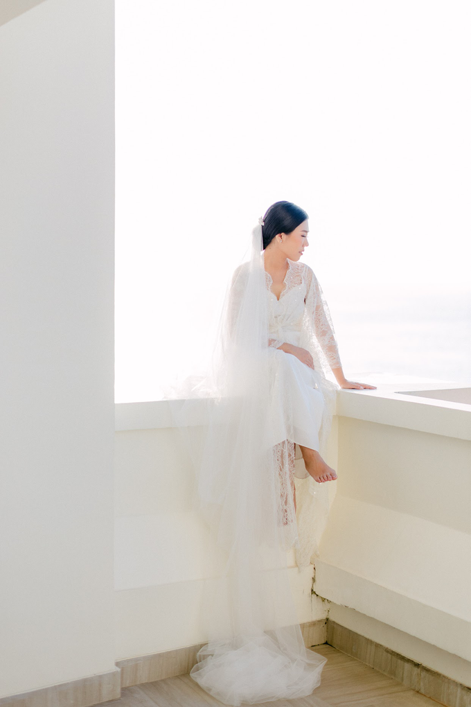 The Wedding Andree & Devina by Bali Chemistry Wedding - 002