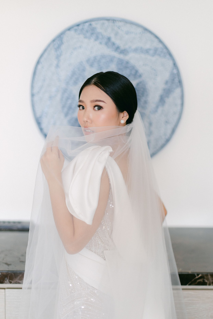 The Wedding Andree & Devina by Bali Chemistry Wedding - 005