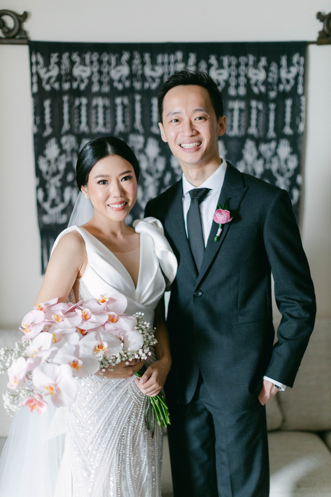 The Wedding Andree & Devina by Bali Chemistry Wedding - 009
