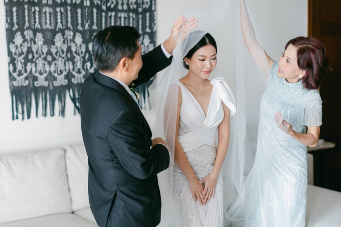 The Wedding Andree & Devina by Bali Chemistry Wedding - 011