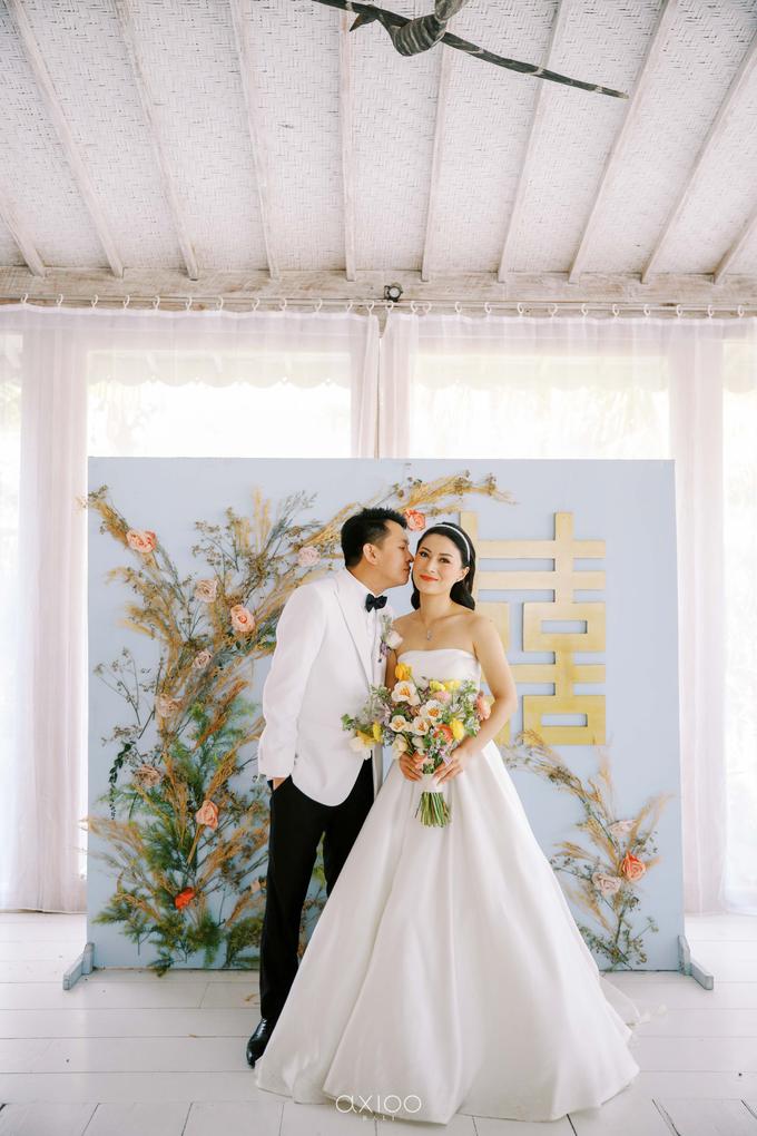 Luki & Zeni by Bali Chemistry Wedding - 022