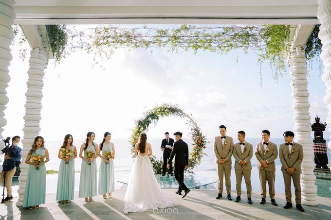 Derian & Angie by Bali Chemistry Wedding - 034