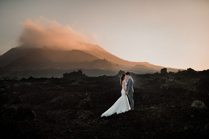 exotic volcano of kintamani by Maxtu Photography - 004