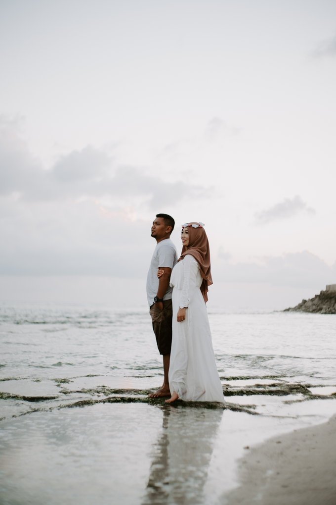 Prewedding Shoot at Melasti Beach by Bali Epic Productions - 005