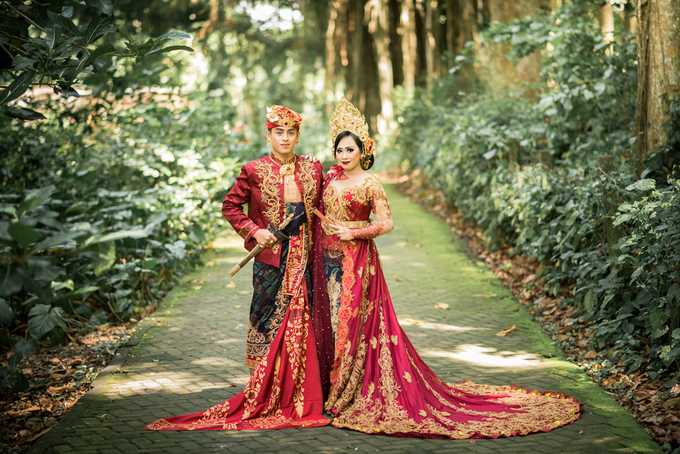 Prewedding at Sangeh - Bali by Bali Epic Productions - 002