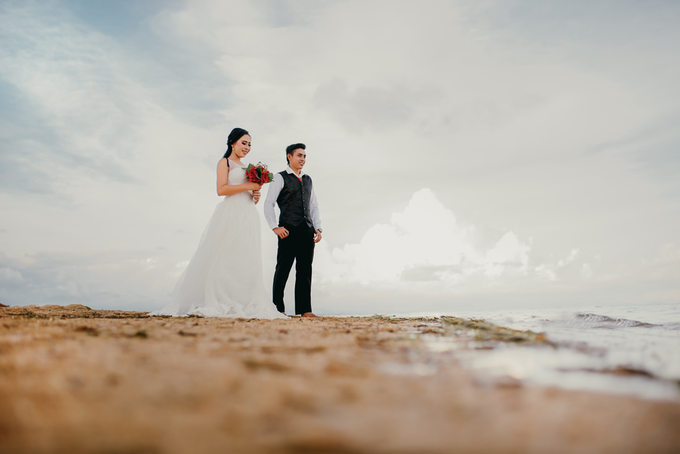 Prewedding at Sanur Beach Bali by Bali Epic Productions - 002