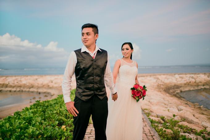 Prewedding at Sanur Beach Bali by Bali Epic Productions - 004