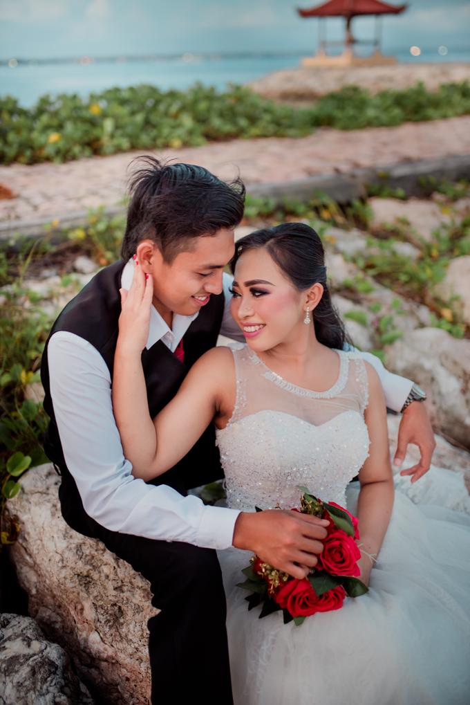 Prewedding at Sanur Beach Bali by Bali Epic Productions - 005