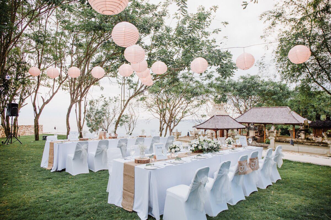 The Wedding of Sarah & Rico by Bali Eve Wedding & Event Planner - 009