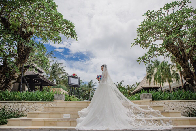 The Wedding of Sarah & Rico by Bali Eve Wedding & Event Planner - 005